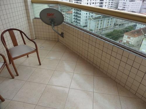 ref.: 102365001 - apartamento em praia grande, no bairro guilhermina - 2 dormitórios