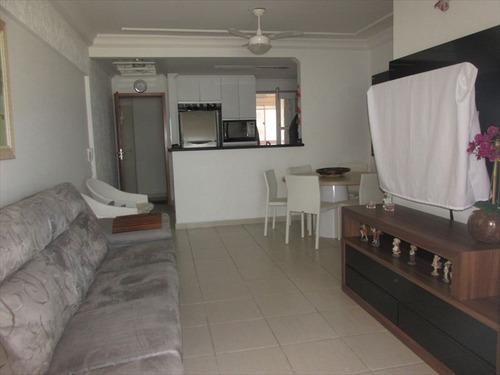 ref.: 102365300 - apartamento em praia grande, no bairro forte - 2 dormitórios