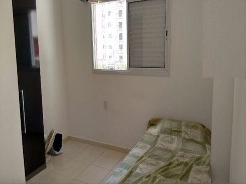 ref.: 102365701 - apartamento em praia grande, no bairro forte - 2 dormitórios