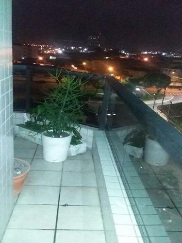 ref.: 102366900 - apartamento em praia grande, no bairro guilhermina - 2 dormitórios