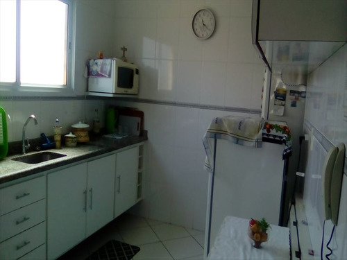ref.: 102367000 - apartamento em praia grande, no bairro guilhermina - 2 dormitórios