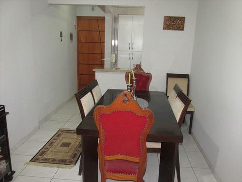 ref.: 102368000 - apartamento em praia grande, no bairro guilhermina - 2 dormitórios