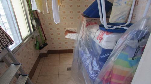 ref.: 102371504 - apartamento em praia grande, no bairro guilhermina - 2 dormitórios