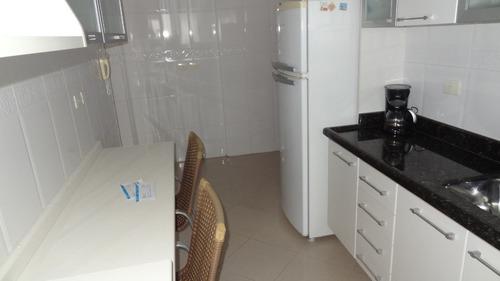 ref.: 102371704 - apartamento em praia grande, no bairro guilhermina - 2 dormitórios