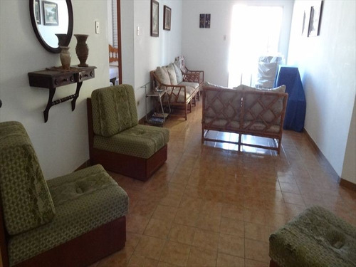 ref.: 102372504 - apartamento em praia grande, no bairro guilhermina - 2 dormitórios