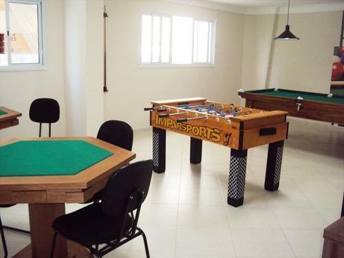ref.: 102373804 - apartamento em praia grande, no bairro guilhermina - 2 dormitórios