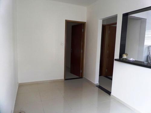 ref.: 102383501 - apartamento em praia grande, no bairro guilhermina - 2 dormitórios