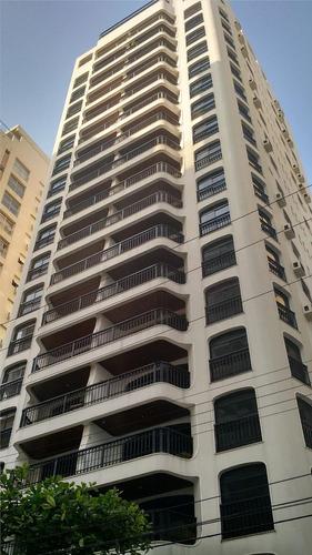 ref.: 1024 - apartamento em guarujá, no bairro pitangueiras