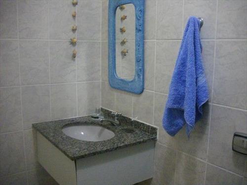 ref.: 10249901 - casa condomínio fechado em praia grande, no bairro guilhermina - 2 dormitórios