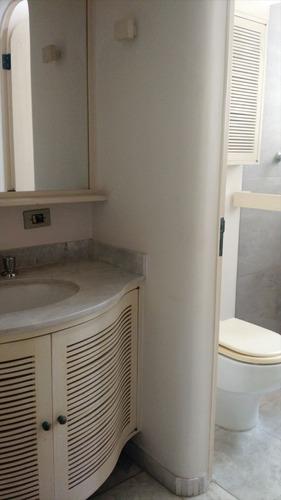 ref.: 1025 - apartamento em guaruja, no bairro barra funda - 3 dormitórios