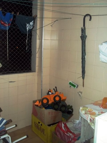 ref.: 1025000 - apartamento em praia grande, no bairro boqueirao - 2 dormitórios