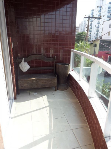 ref.: 102591201 - apartamento em praia grande, no bairro guilhermina - 2 dormitórios