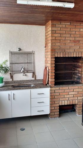 ref.: 1027 - apartamento em guarujá, no bairro pitangueiras