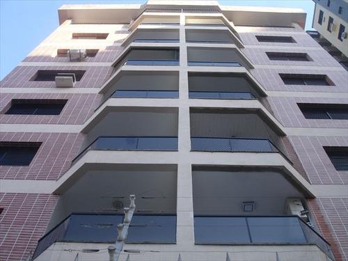 ref.: 1028500 - apartamento em praia grande, no bairro canto do forte - 2 dormitórios