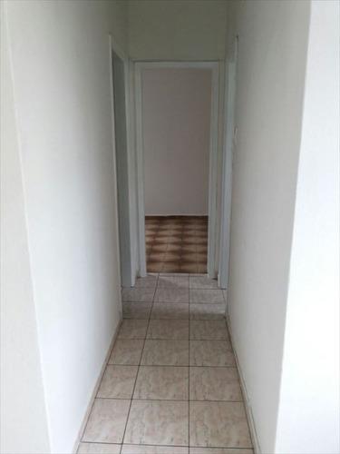 ref.: 1030 - apartamento em santos, no bairro estuário - 2 dormitórios