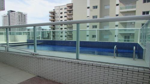 ref.: 103006504 - apartamento em praia grande, no bairro canto do forte - 3 dormitórios