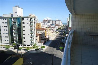 ref.: 1030100 - apartamento em praia grande, no bairro guilhermina - 3 dormitórios