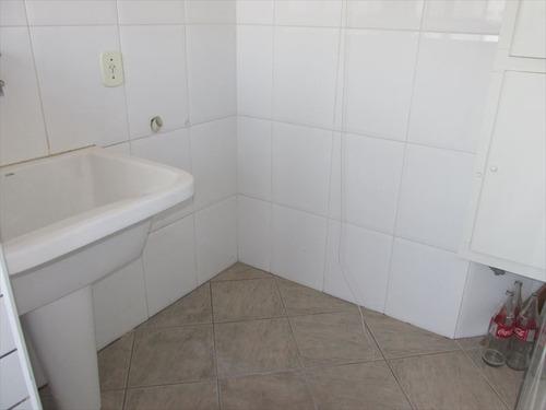 ref.: 103023500 - apartamento em praia grande, no bairro guilhermina - 3 dormitórios