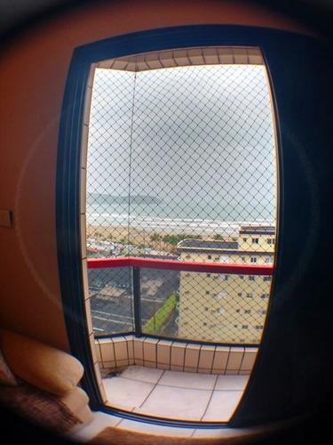 ref.: 10316800 - apartamento em praia grande, no bairro guilhermina - 3 dormitórios