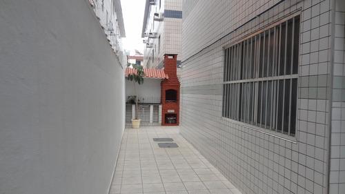 ref.: 10317504 - apartamento em praia grande, no bairro guilhermina - 3 dormitórios