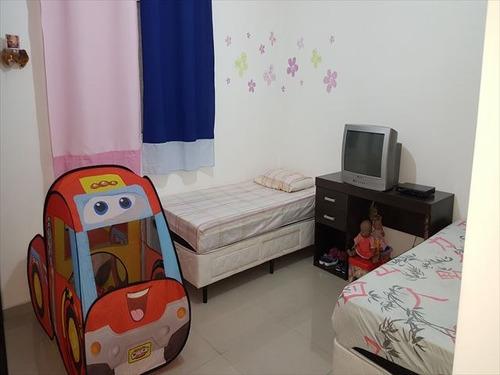 ref.: 1031800 - casa em praia grande, no bairro vila guilhermina - 2 dormitórios