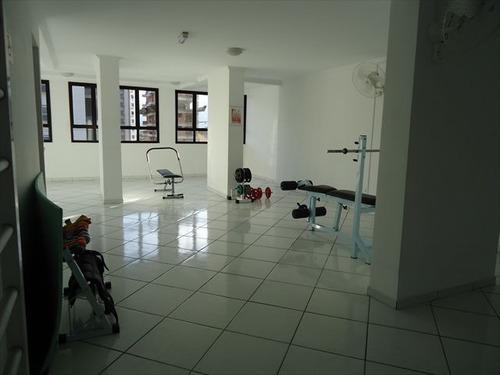 ref.: 1032300 - apartamento em praia grande, no bairro guilhermina - 3 dormitórios