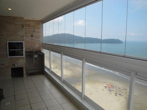 ref.: 10326504 - apartamento em praia grande, no bairro guilhermina - 3 dormitórios