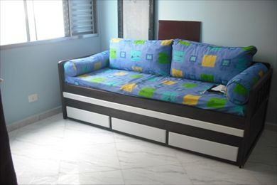 ref.: 10330001 - apartamento em praia grande, no bairro boqueirao - 3 dormitórios