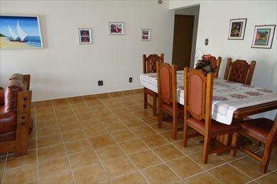 ref.: 10338200 - apartamento em praia grande, no bairro guilhermina - 3 dormitórios