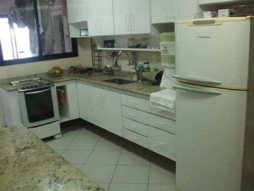 ref.: 10345304 - apartamento em praia grande, no bairro forte - 3 dormitórios