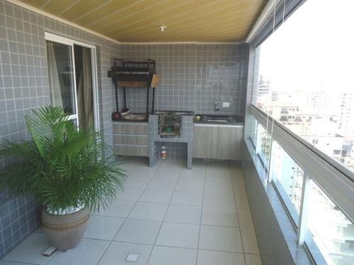 ref.: 10364001 - apartamento em praia grande, no bairro ocian - 3 dormitórios
