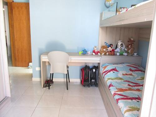 ref.: 10370800 - apartamento em praia grande, no bairro tupi - 3 dormitórios