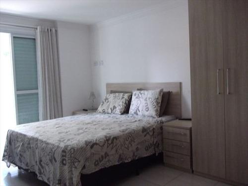 ref.: 10374001 - apartamento em praia grande, no bairro guilhermina - 3 dormitórios