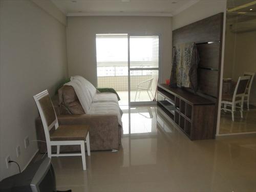 ref.: 10375304 - apartamento em praia grande, no bairro guilhermina - 3 dormitórios