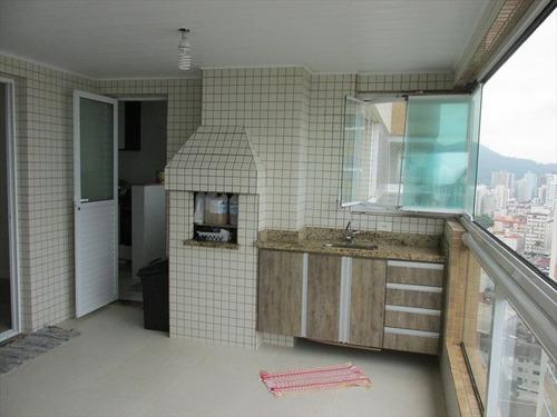 ref.: 10375800 - apartamento em praia grande, no bairro boqueirao - 3 dormitórios