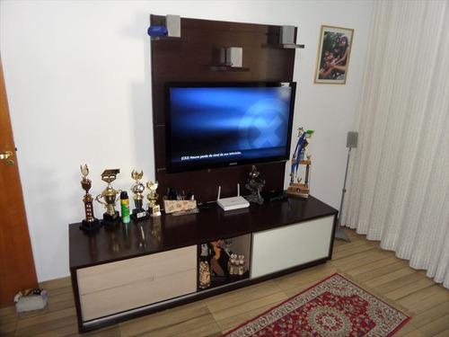 ref.: 10377201 - apartamento em praia grande, no bairro guilhermina - 3 dormitórios