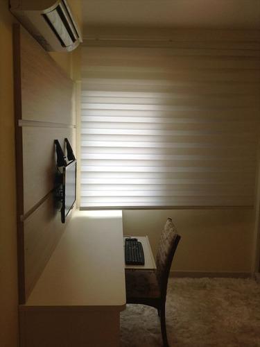 ref.: 10377600 - apartamento em praia grande, no bairro guilhermina - 3 dormitórios