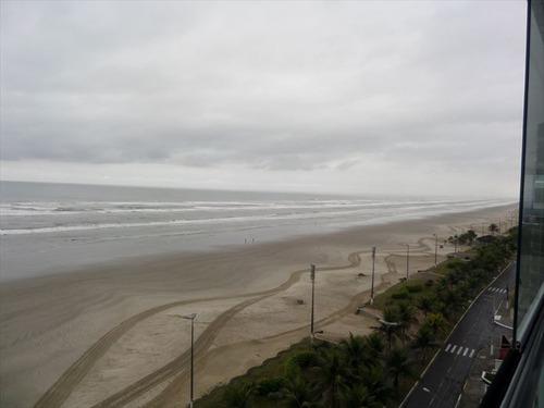 ref.: 10378401 - apartamento em praia grande, no bairro mirim - 3 dormitórios