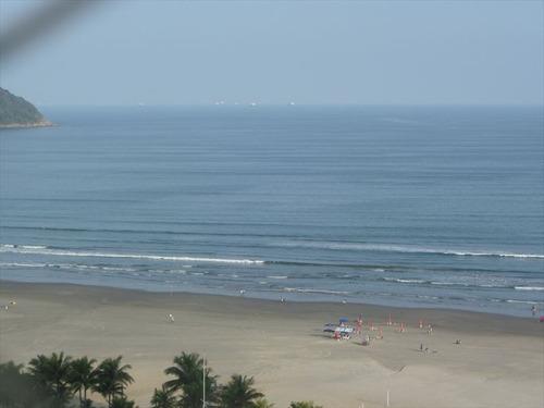 ref.: 10378601 - apartamento em praia grande, no bairro guilhermina - 3 dormitórios