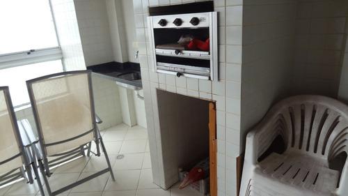 ref.: 10379304 - apartamento em praia grande, no bairro guilhermina - 3 dormitórios