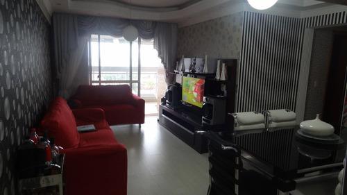 ref.: 10379904 - apartamento em praia grande, no bairro guilhermina - 3 dormitórios