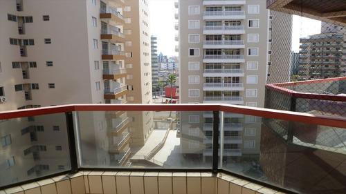 ref.: 10380204 - apartamento em praia grande, no bairro guilhermina - 3 dormitórios