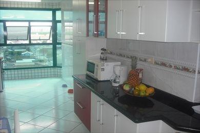 ref.: 10401500 - apartamento em praia grande, no bairro guilhermina - 4 dormitórios
