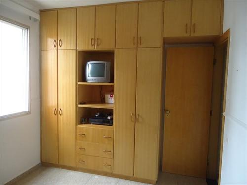 ref.: 10406800 - apartamento em praia grande, no bairro guilhermina - 4 dormitórios