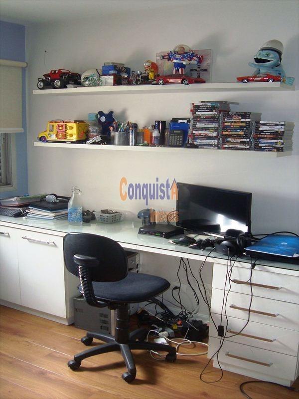ref.: 104100 - apartamento em sao paulo, no bairro vila clementino - 4 dormitórios