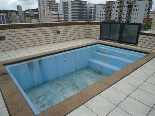 ref.: 10410100 - apartamento em praia grande, no bairro forte - 4 dormitórios
