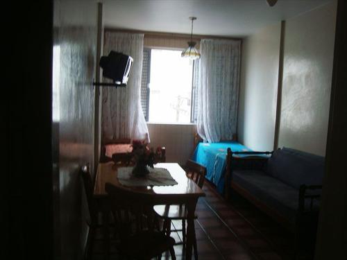 ref.: 1042 - apartamento em praia grande, no bairro guilhermina