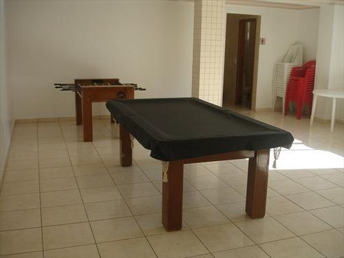 ref.: 1045400 - apartamento em praia grande, no bairro vila guilhermina - 2 dormitórios