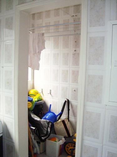 ref.: 1048 - apartamento em praia grande, no bairro boqueirao - 2 dormitórios