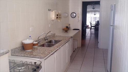 ref.: 1049 - apartamento em guaruja, no bairro barra funda - 3 dormitórios